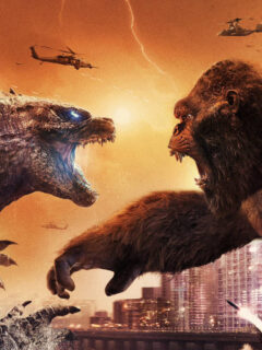 Godzilla vs Kong Posters Feature More Clashes