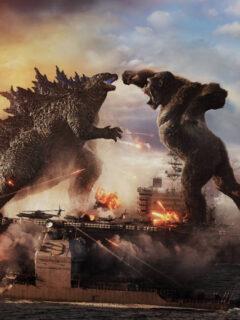 26 Godzilla vs Kong Photos Released
