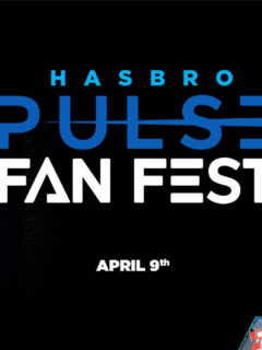 Hasbro Pulse Fan Fest Announced for April 9
