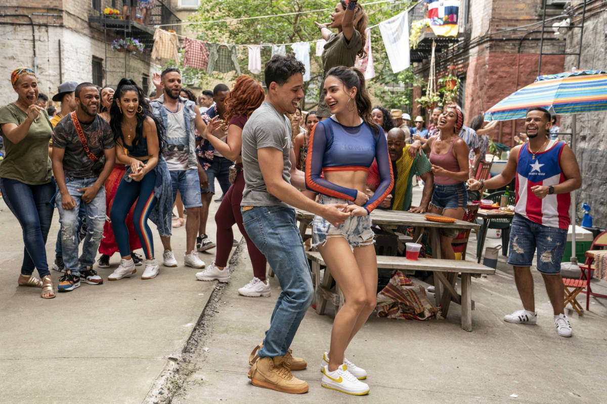 New Trailers for the In the Heights Movie