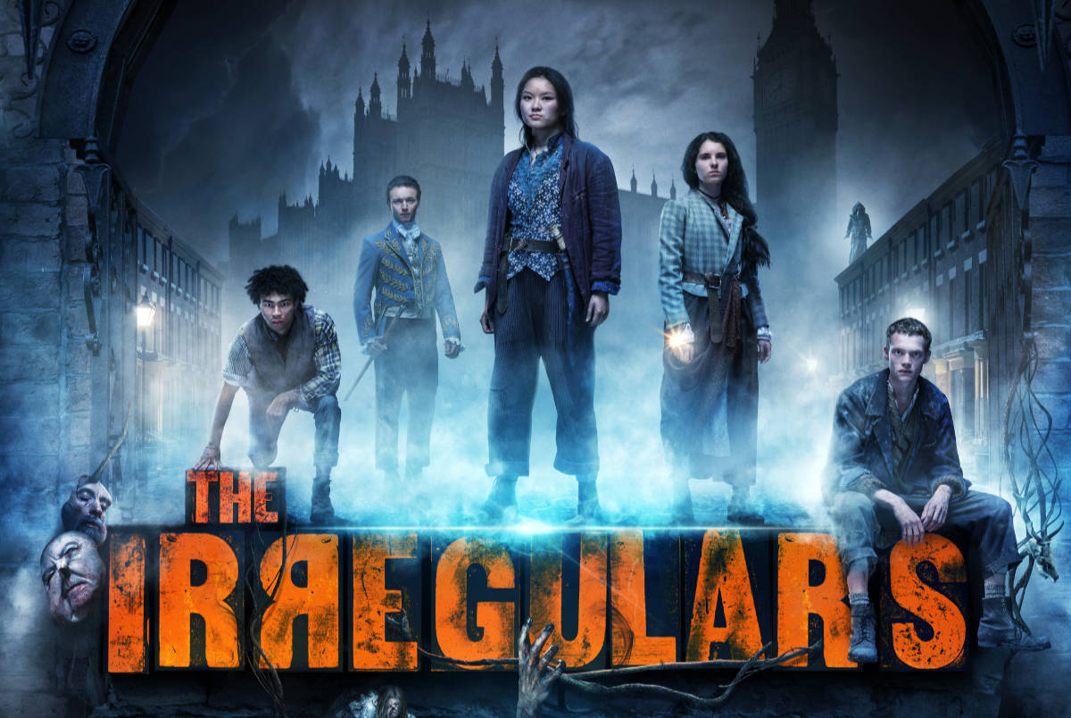 The Irregulars Trailer and Key Art Revealed