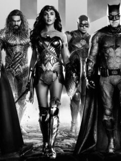 Zack Snyder's Justice League Poster and Parnerships