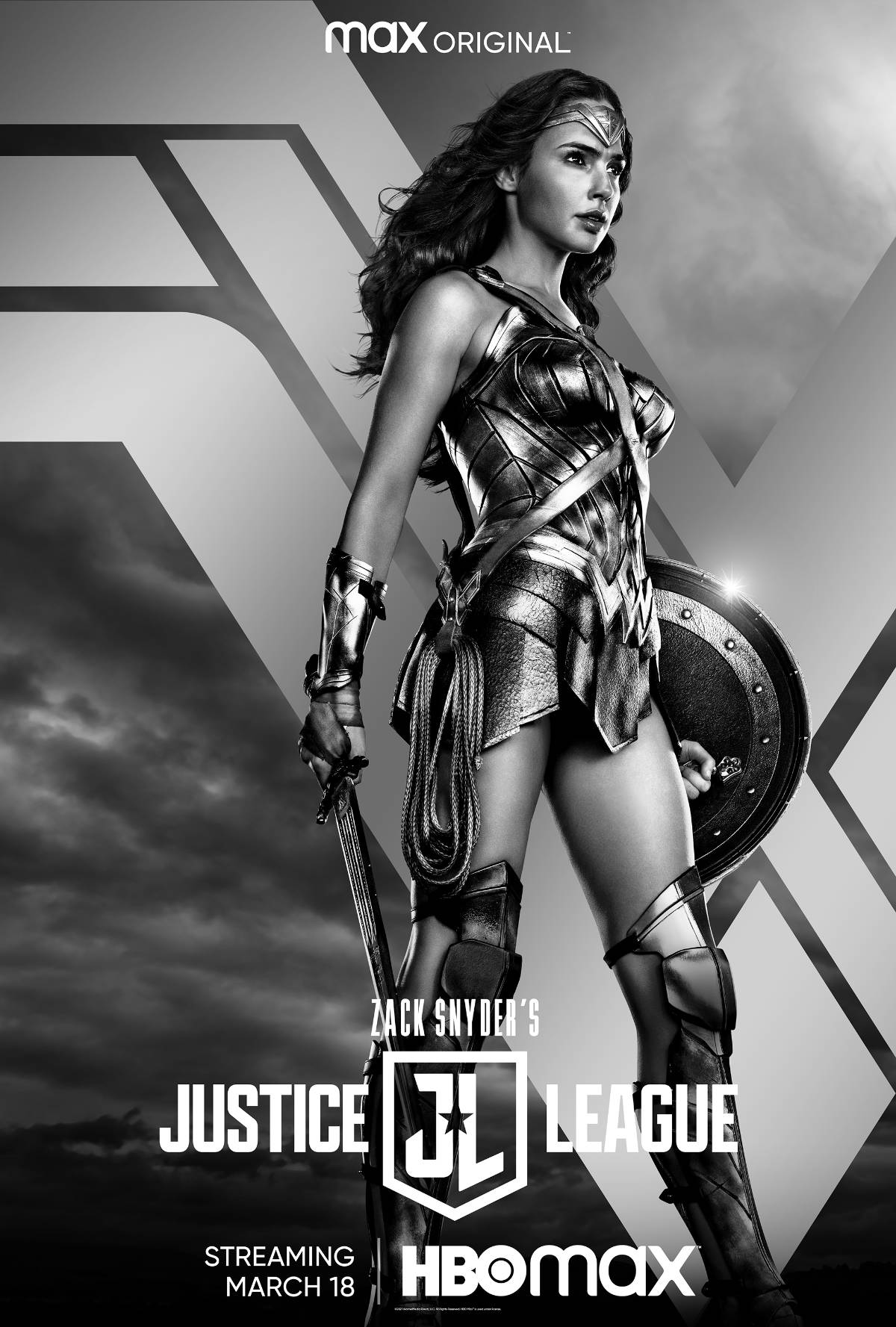 Zack Snyder Tweets Out New Justice League Character Posters