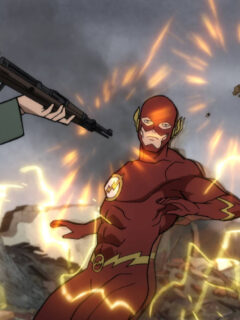 Justice Society: World War II Panel Set for WonderCon@Home