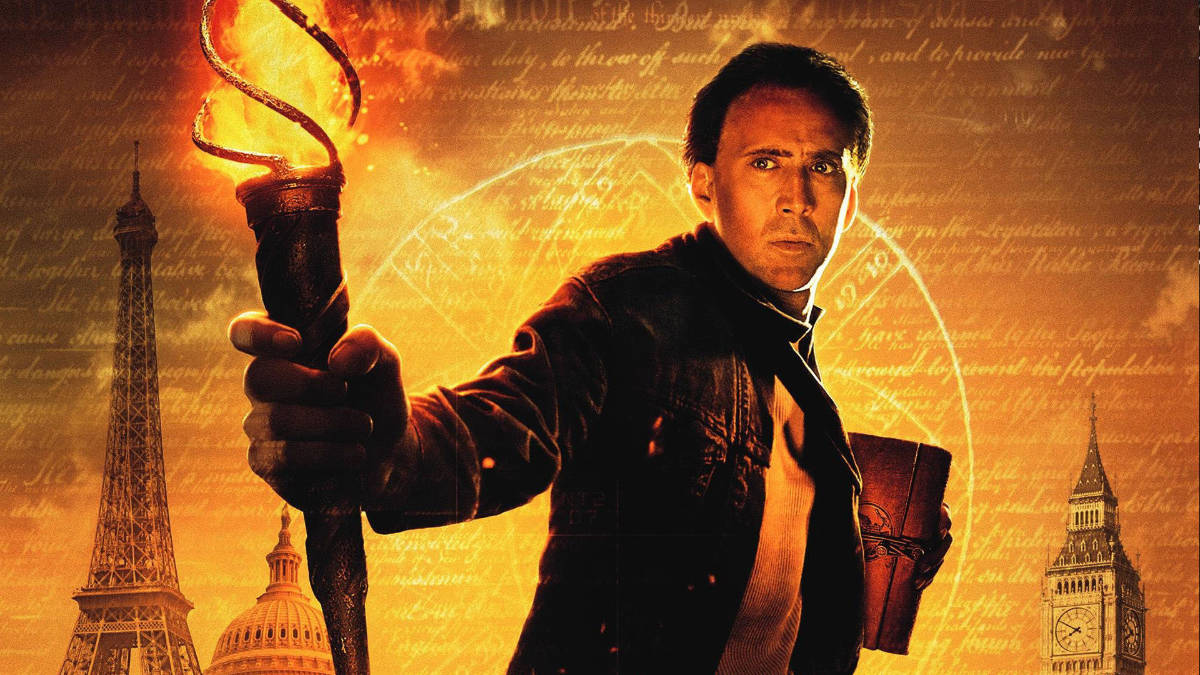 National Treasure Series Coming, Wellington Paranormal Revealed
