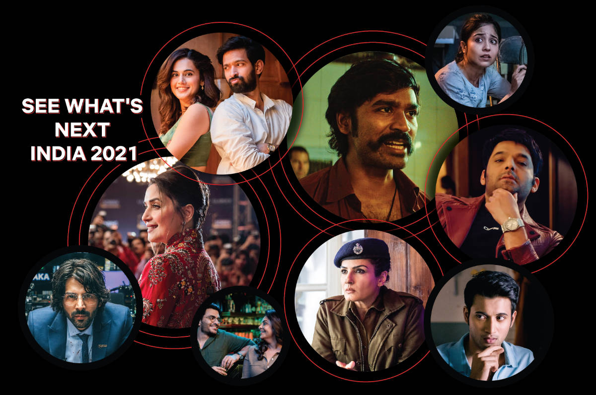 Netflix India Announces Over 40 Upcoming Titles