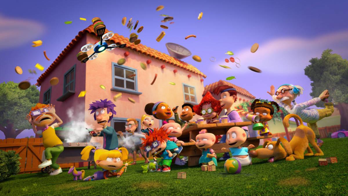 Nickelodeon Reveals Rugrats Cast, Renewals & New Programming