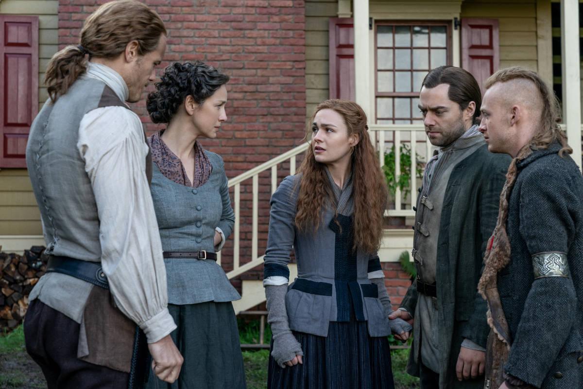 Outlander Season 7 Given the Green Light by Starz