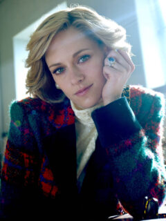 New Photo of Kristen Stewart as Princess Diana in Spencer