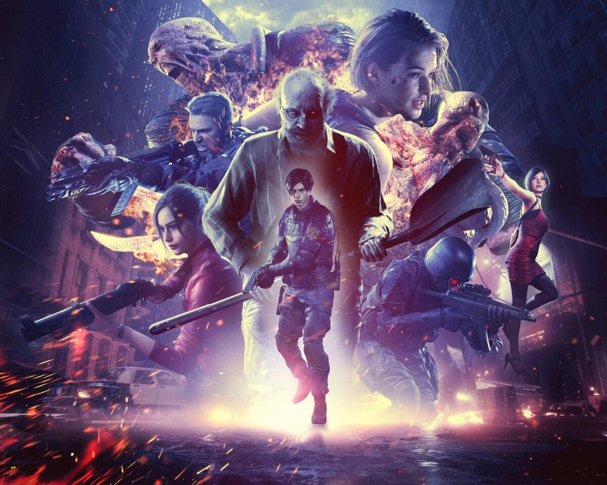 Resident Evil 25th Anniversary and New Info on Resident Evil Village