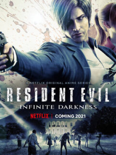 Resident Evil: Infinite Darkness Cast, Images and Plot