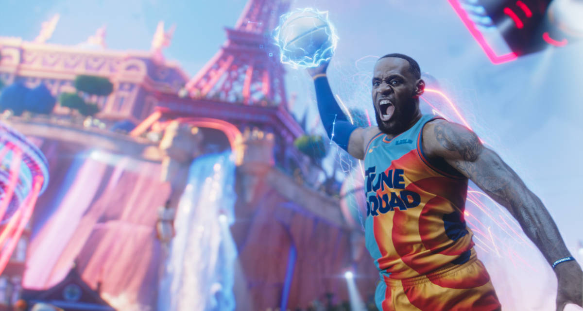 Space Jam: A New Legacy Photos Debut