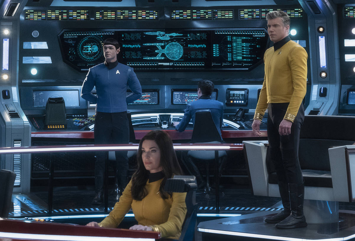 Star Trek: Strange New Worlds Cast Expands with 5 Additions