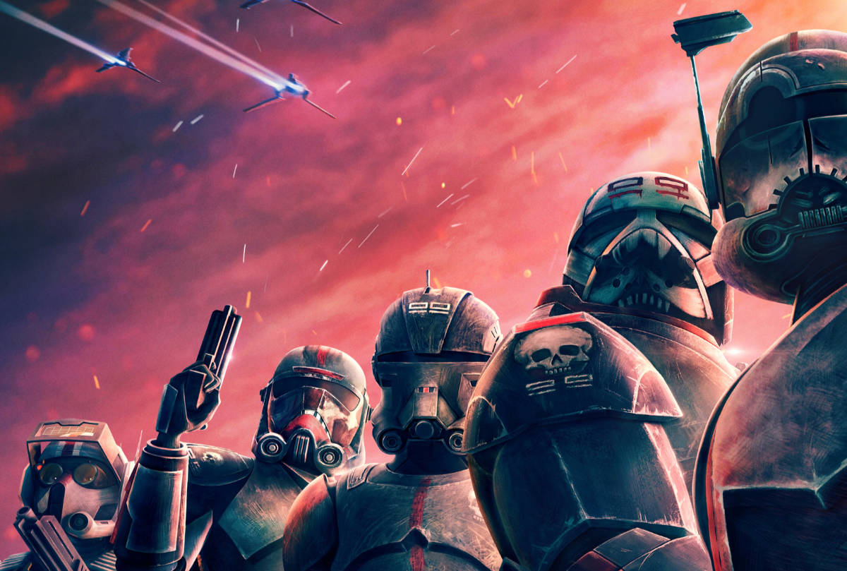 Star Wars: The Bad Batch Trailer and Key Art!
