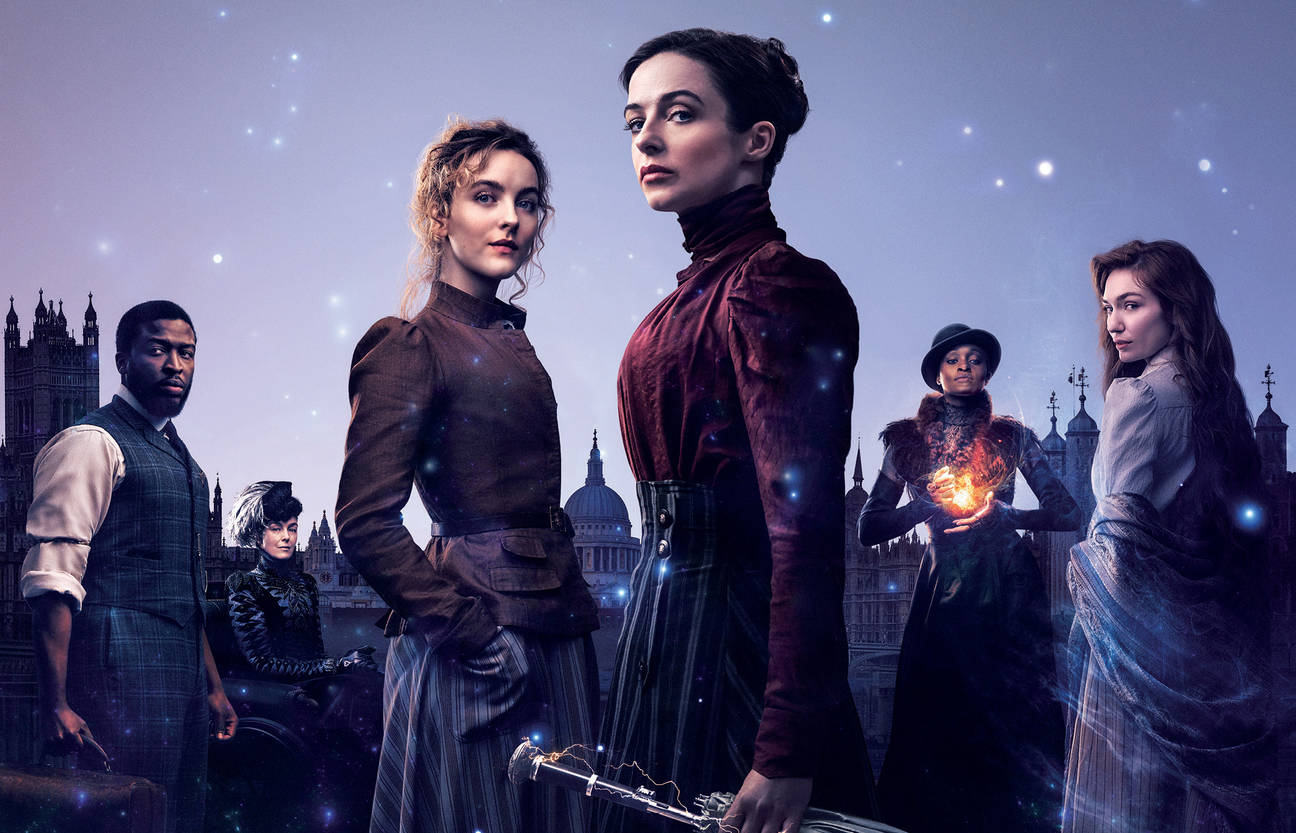 The Nevers Trailer, Date, Cast and Episode Details