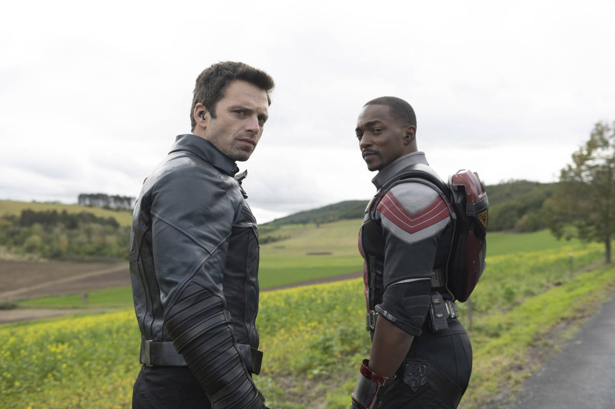 The Falcon and The Winter Soldier Featurette Revealed