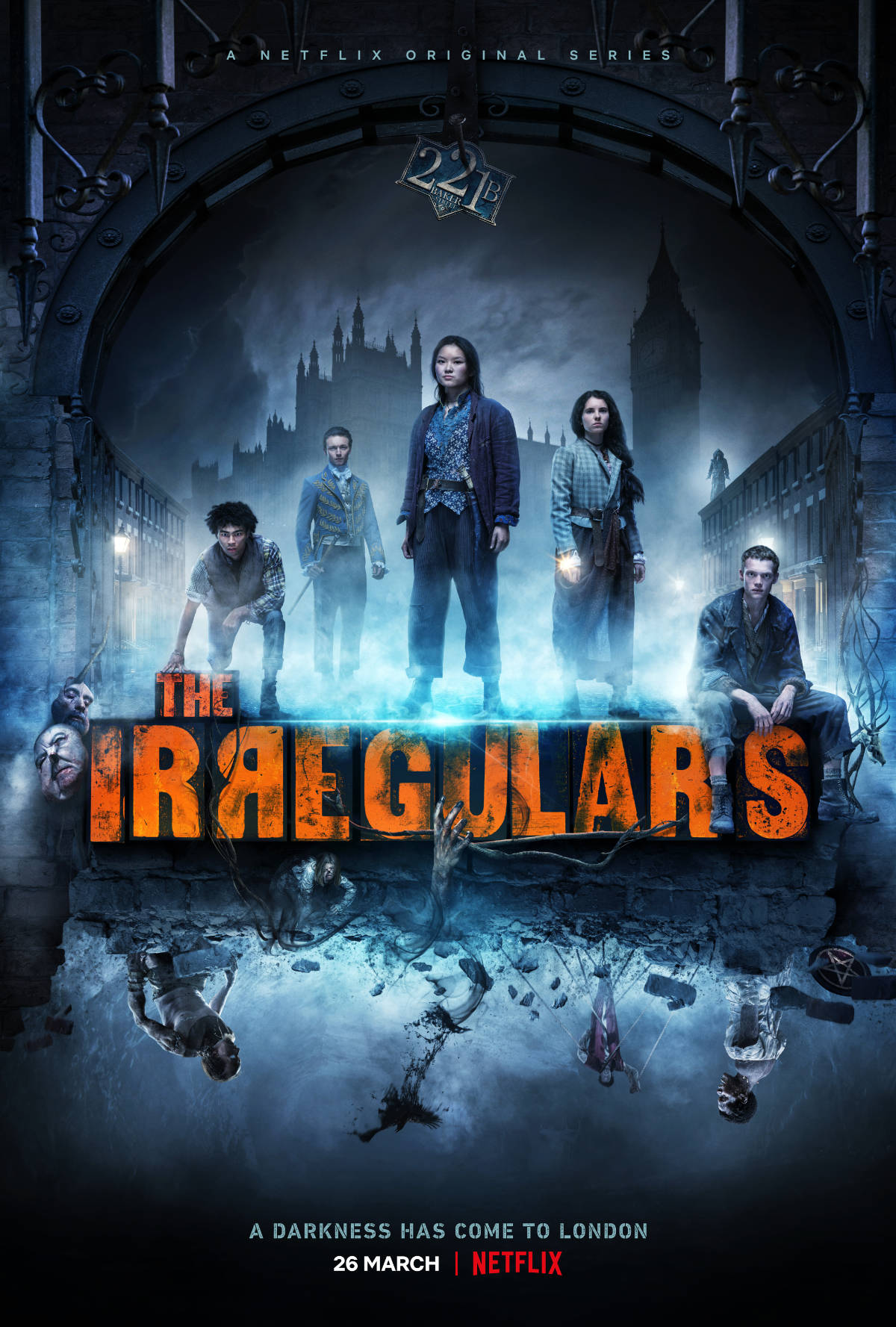 The Irregulars Poster