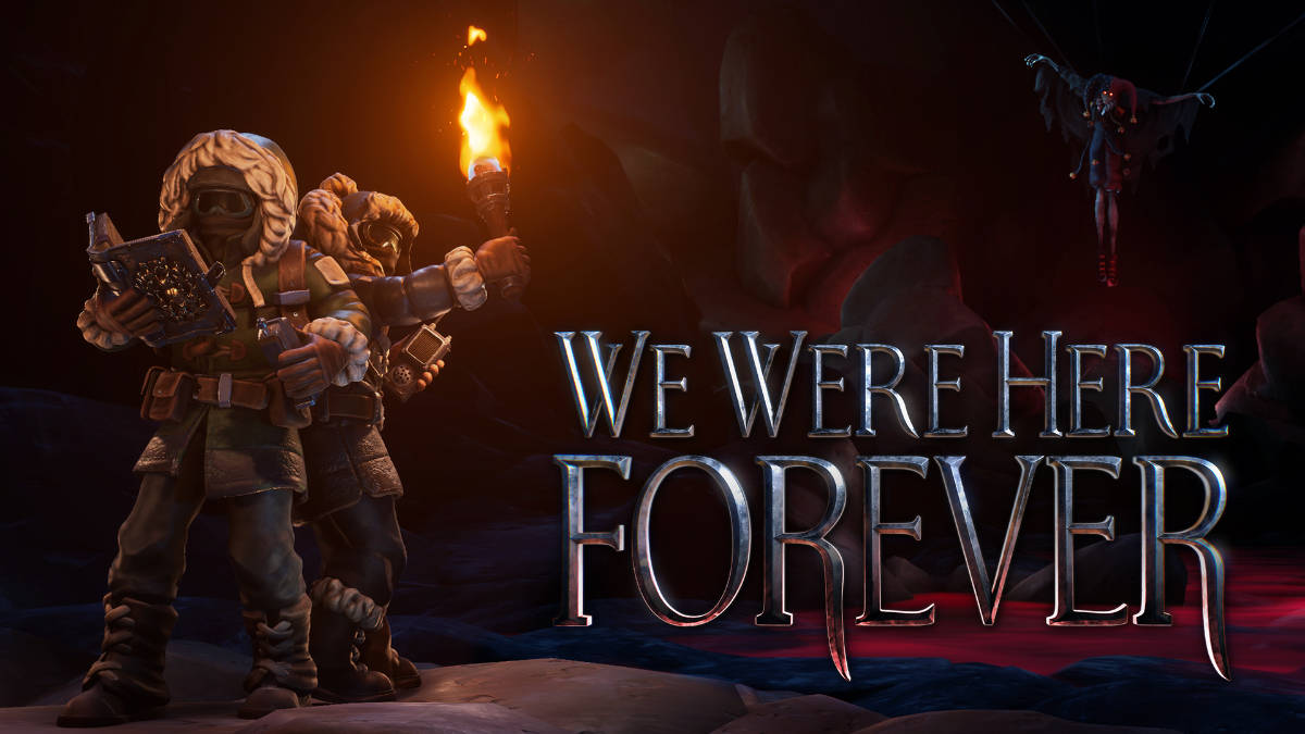 We Were Here Forever Announced by Total Mayhem Games