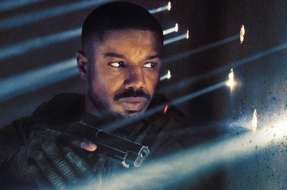 Without Remorse Trailer Featuring Michael B. Jordan