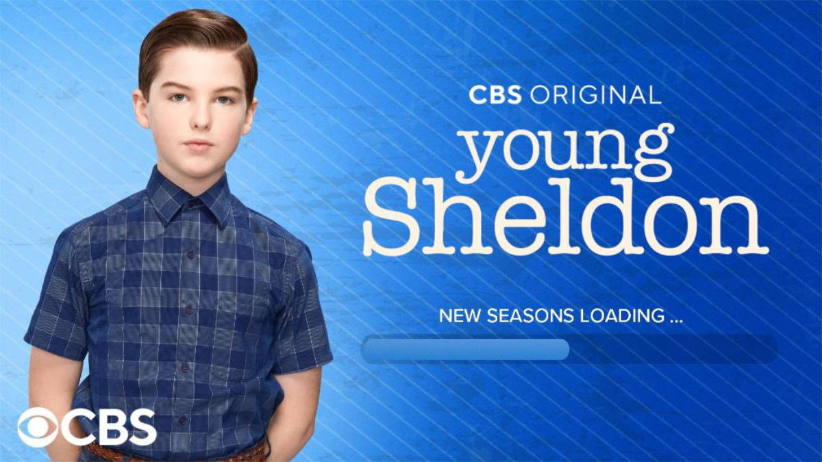 Young Sheldon Series Renewed for Three More Years