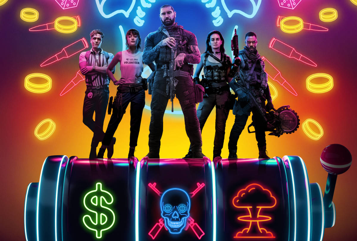 Army of the Dead Movie Poster Places Its Bet