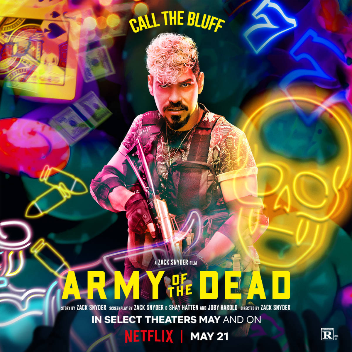 Check Out These New Army of the Dead Character Posters