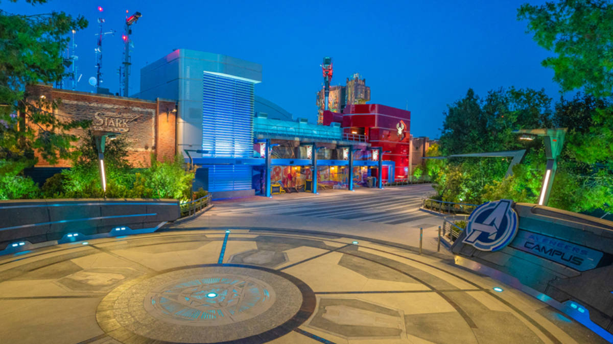 Avengers Campus Disneyland Opening Set for June