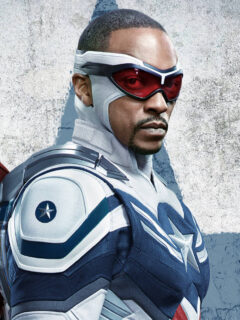 Sam Wilson Debuts as Captain America as 4th Movie in Development