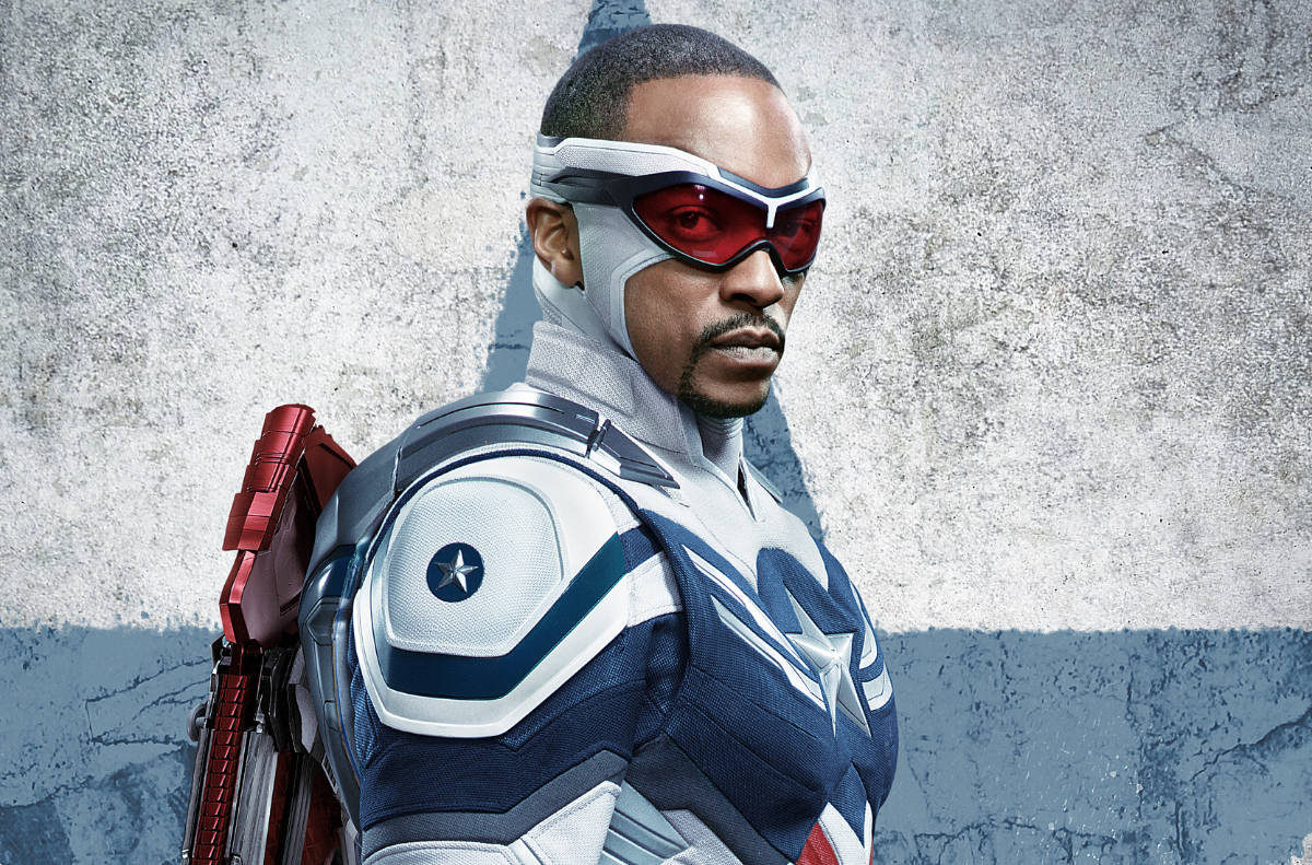 Sam Wilson Debuts as Captain America as 4th Movie in Development