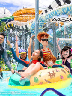 Columbia Pictures' Aquaverse Park Coming to Thailand