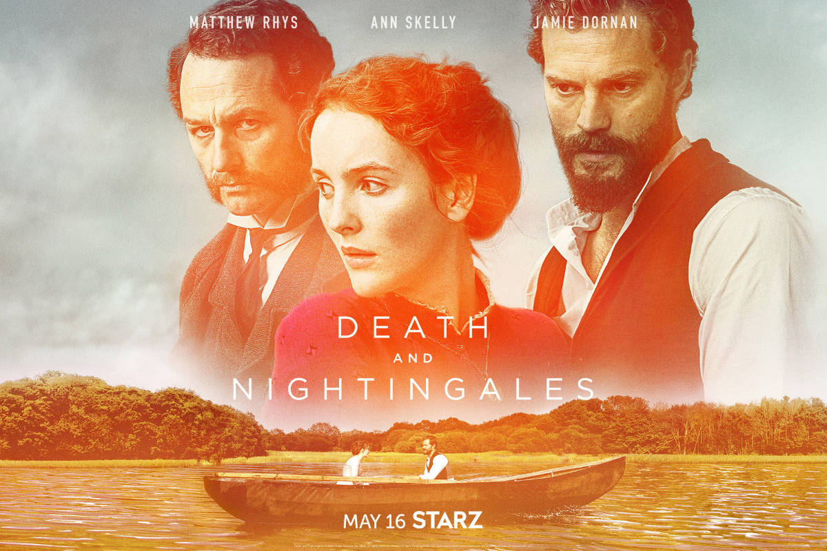 Death and Nightingales Trailer and Key Art Revealed