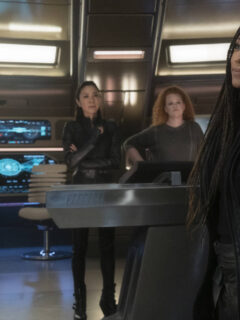 Star Trek: Discovery Season 4 Teaser and Woman in Motion Announced