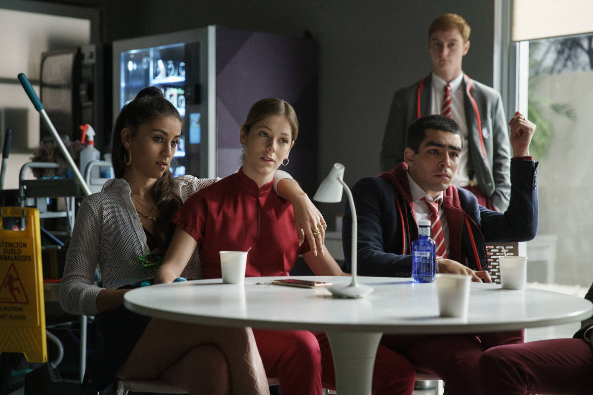 Elite Season 4 Release Date, Trailer and Photos!