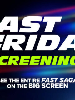 Fast and Furious Movies Returning to Theaters for Free Before F9