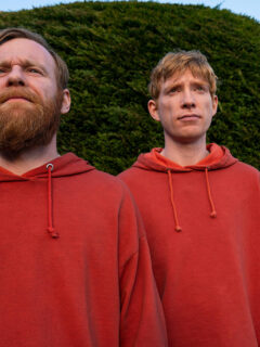 We Chat with Brian and Domhnall Gleeson from Frank of Ireland
