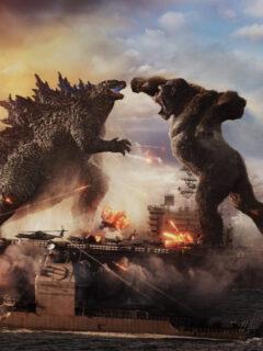 Godzilla vs Kong Movie Nears $400 Million Worldwide