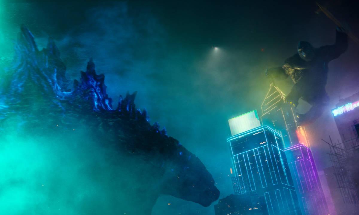 Godzilla vs. Kong Dominating with Over $350M Worldwide
