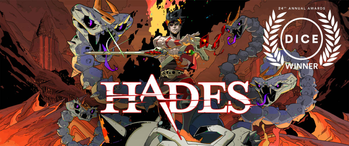 Hades Game Tops 24th D.I.C.E. Awards With Five