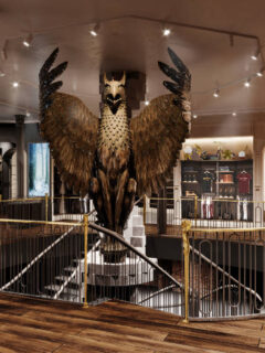 Harry Potter New York Store to Open in June