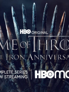 Iron Anniversary to Celebrate Game of Thrones' 10th Anniversary