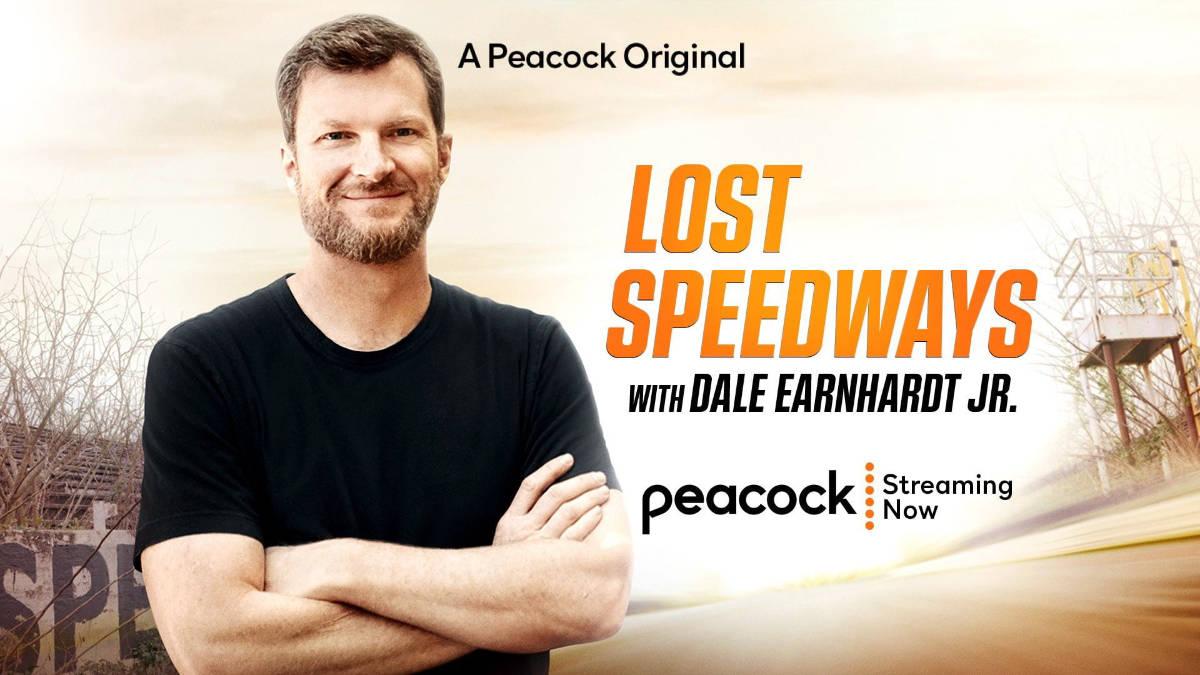 Dale Earnhardt Jr. Returns for Lost Speedways Season 2