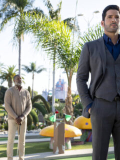 Lucifer Season 5 Part 2 Trailer and Photos!