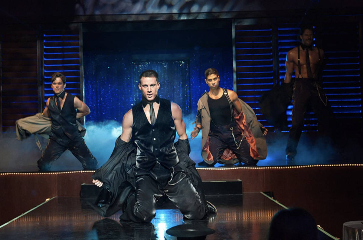 Magic Mike Competition Series Coming to HBO Max