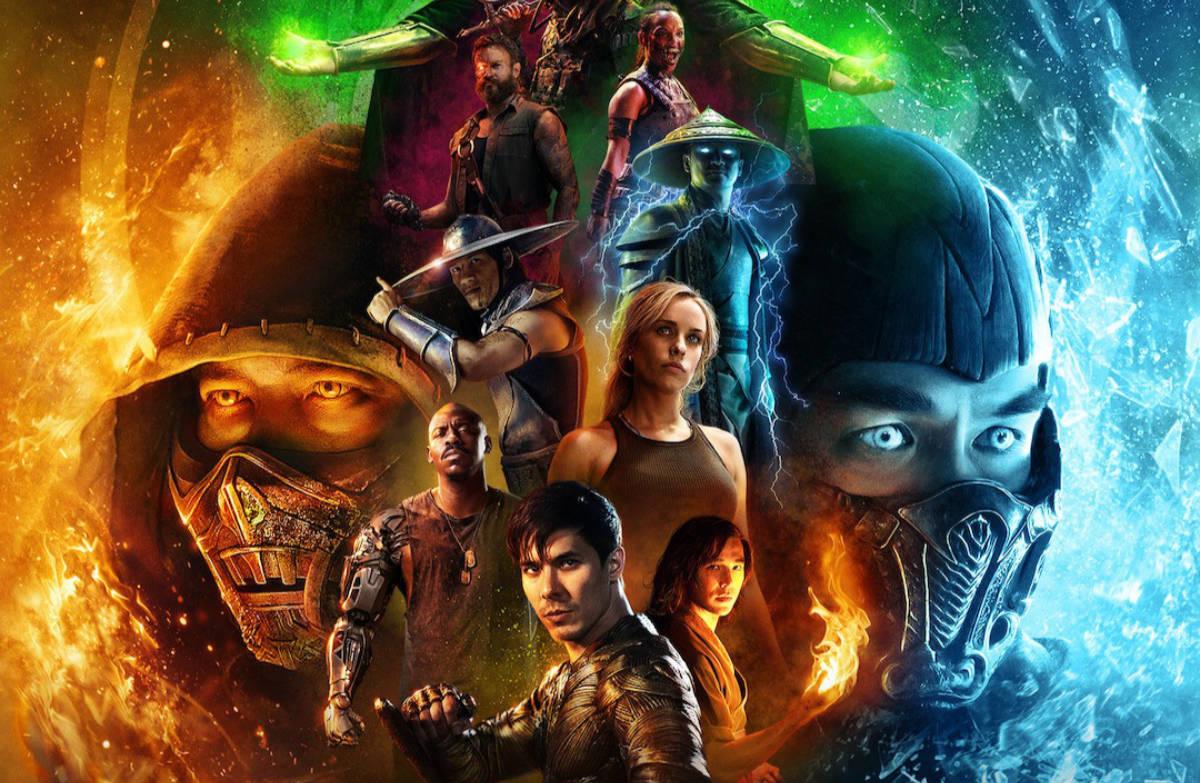 Mortal Kombat Soundtrack Details and IMAX Poster!