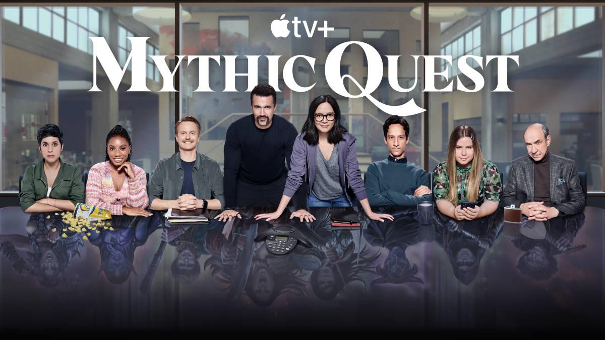 Mythic Quest Season 2 Trailer Hits!