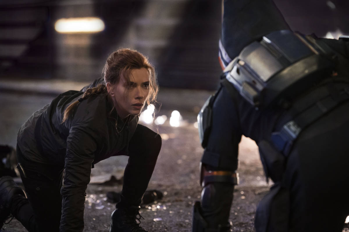 New Black Widow Featurette for National Superhero Day