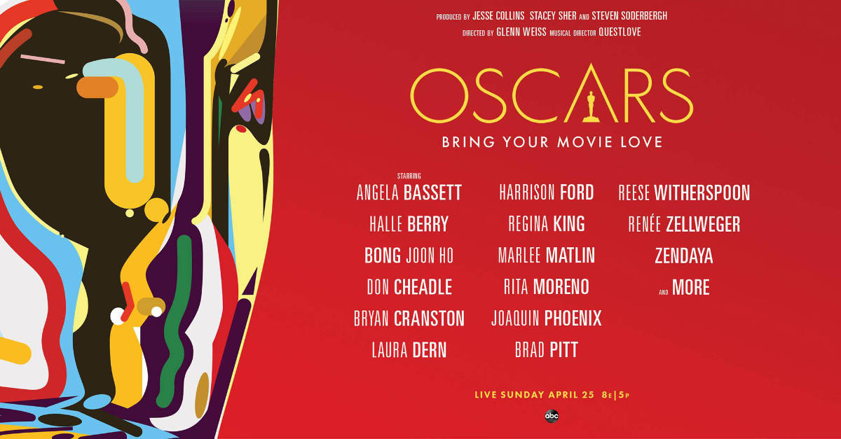 93rd Oscars to Be Presented By an Ensemble Cast of 15 Actors