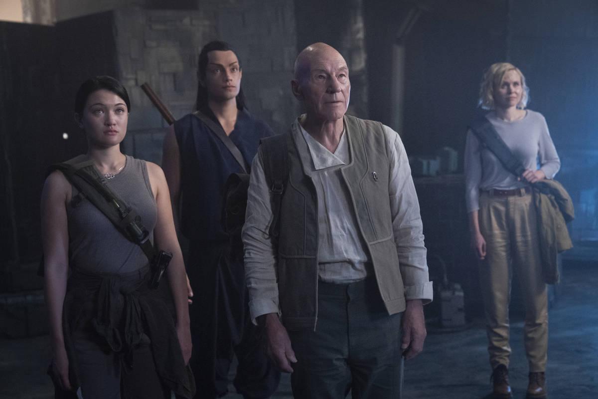 Star Trek: Picard Season 2 Teaser Confirms the Return of Q