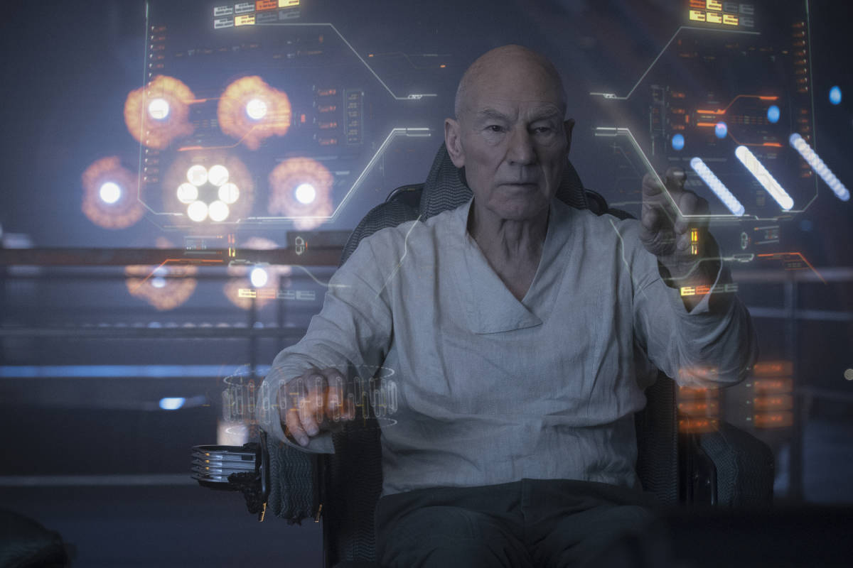 Picard Season 2 Trailer Released for Captain Picard Day