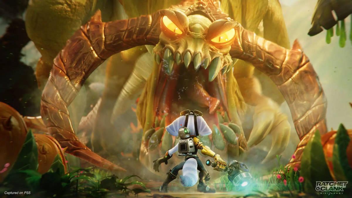 Ratchet & Clank: Rift Apart Gameplay Revealed!